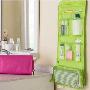 Travel Portable Hanging Toiletry Bag Organizer